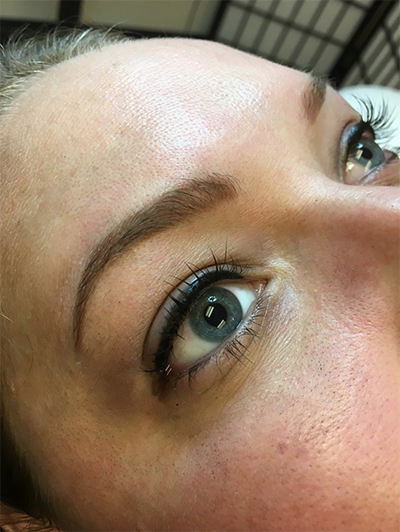 Permanent Makeup Eyeliner at Anderson Aesthetics